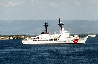 Operation Sea Signal - USCGC Boutwell (WHEC-719) participates in Operation Sea Signal
