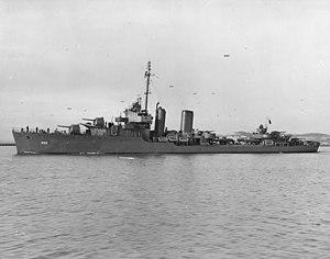ファラガット級駆逐艦 (1934 ...