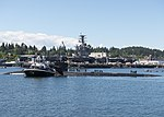 USS Buffalo (SSN-715) arrives at Puget Sound Naval Shipyard for inactivation, 26 May 2017.JPG