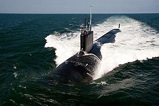USS <i>California</i> (SSN-781) US Navy Virginia-class submarine