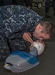 USS Carl Vinson general quarters drill 141205-N-TP834-093.jpg