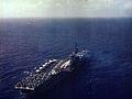 USS Franklin D. Roosevelt (CVA-42) underway c1957.jpg