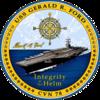 USS Gerald R. Ford (CVN-78) crest.png