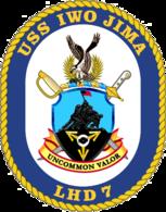 USS Iwo Jima COA