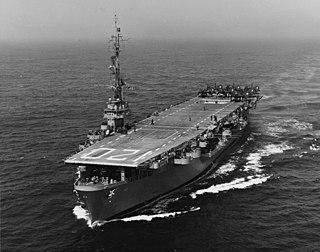 USS <i>Mindoro</i> (CVE-120) former US Navy aircraft carrier