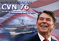 USS Ronald Reagan launch program cover.jpg