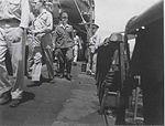 USS Tillman (DD-641) Japanese atoll commander on Tillman.jpg