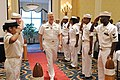 US Navy 080724-N-8933S-002 Chief of Naval Operations (CNO) Adm. Gary Roughead walks through the honor sideboys during the 36th annual National Naval Officers Association professional development and training conference.jpg