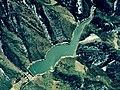 Uga Dam lake survey 1974.jpg