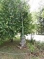 Ugny-sur-Meuse (Meuse) croix de chemin.JPG