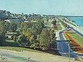 Ulica Wybrzeże Gdańskie w Warszawie lata 60. XX wieku.jpg