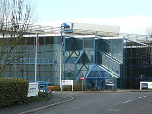 Ultra Electronics - The Ultra Electronics facility at Loudwater, Buckinghamshire