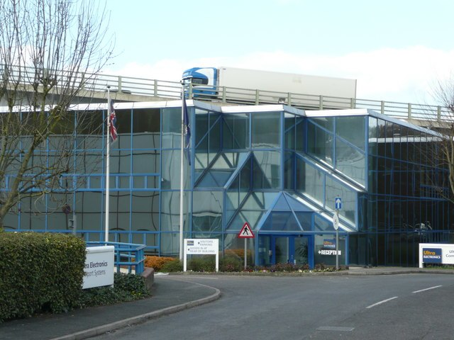 Ultra Electronics - geograph.org.uk - 754776