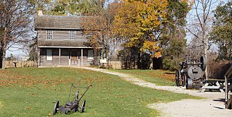 Uncle Tom's Cabin Historic Site - Image: Uncle Tom's Cabin Historic Site 01