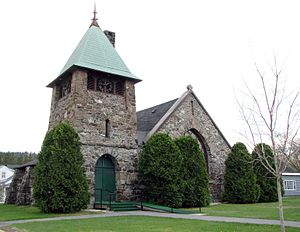 Elizabethtown, New York - United Church of Christ