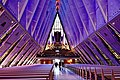 United States Air Force Academy Cadet Chapel indoor.jpg