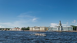 Universitetskaya Embankment 01.jpg, автор: Florstein