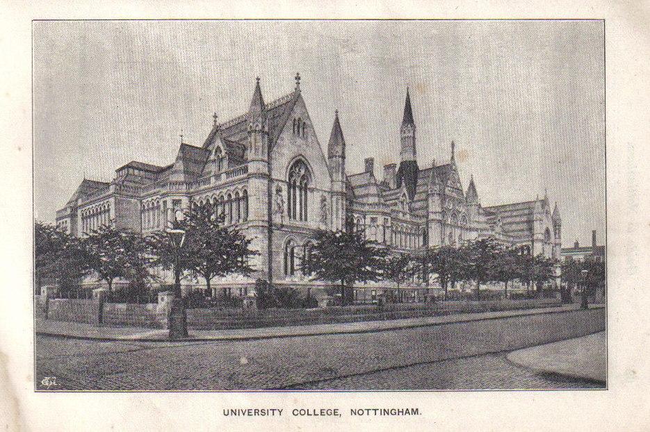 University College Nottingham