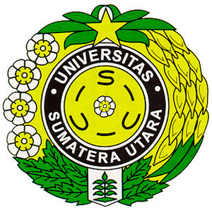 University of North Sumatra - Image: University of north sumatera logo