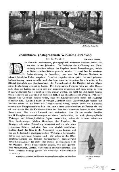 File:Unsichtbare photographisch wirksame Strahlen.pdf