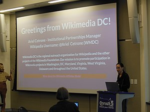 Unsung Heroes of the Bureau of American Ethnology Wikipedia Edit-a-thon 3.jpg