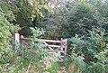 Unused gate - geograph.org.uk - 252326.jpg