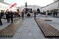 Upamiętnienie Marii i Lecha Kaczyńskich w miejscu służby Prezydenta RP.jpg