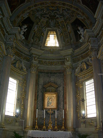 Urbino Cathedral - Chapel of the Immaculate Conception