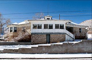 Uri B. Curtis House United States historic place