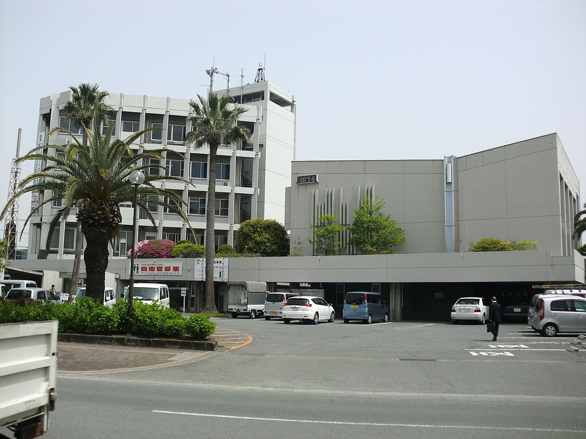 Uto City hall.JPG