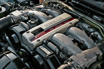 Nissan VG engine - Wikiwand