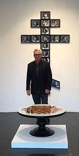 Vaughan Grylls British artist