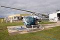 VH-NKE Bell 47G-5A Fleet Helicopters (10005787103).jpg