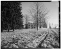 VIEW TO SOUTH, UP HILL TOWARD FARMSTEAD - Hayt Farmstead, Route 311, Patterson, Putnam County, NY HABS NY,40-PAT,2-1.tif