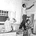VSers painting new kitchen La Junta CO (24669014840).jpg