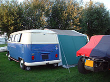 Awnings and side tents[edit] & Volkswagen Westfalia Camper - Wikipedia