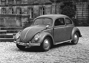 Volkswagen Group - A 1951 Volkswagen Beetle