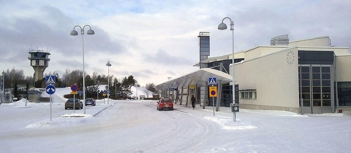 Lento Vaasa Helsinki