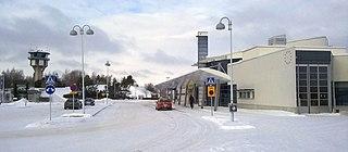 airport in Vaasa, Finland