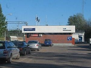 Vainikkala - Vainikkala railway station (2006)
