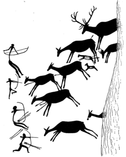 Valltorta (escena de caza)