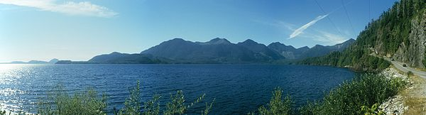 Vancouver Island Kennedy Lake01 1997.jpg