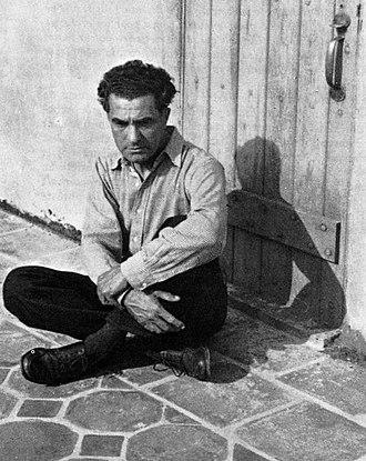 Edgard Varèse - Edgard Varèse in Santa Fe in 1936