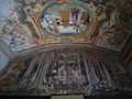 Varallo, Sacra monte, Cappella 9-L'Angelo Avvisa San Giuseppe di Fuggire in Egitto 03.JPG