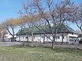 Varga Zoltán Sportplatz, Gebäude, 2021 Nagyzugló.jpg