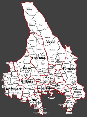 värmlands största älv