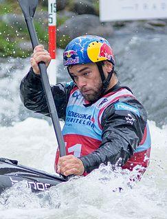 Vavřinec Hradilek Czech canoeist