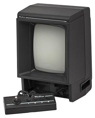 Vectrex - Image: Vectrex Console Set