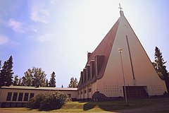 Veitsiluodon kirkko ja srk-keskus
