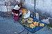 Vendedora callejera de setas, Pachuca, México, 2013-10-10, DD 01.JPG